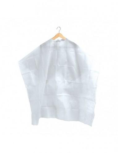 Ogrtač za šišanje Papir - Bijeli s...