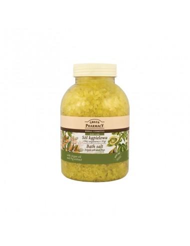 Sol za kupanje Green Pharmacy 1300 g...